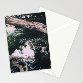 Sky reflections Stationery Cards