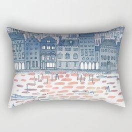 Serenissima - Venice in the Evening Rectangular Pillow