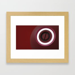 What Is This Thing ? Framed Art Print