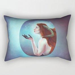 Written in stars Rectangular Pillow