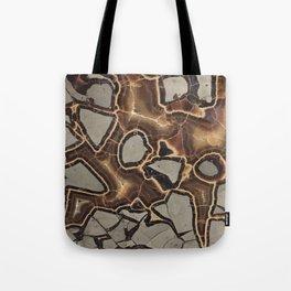 Septarian Nodule Tote Bag