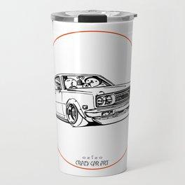 Crazy Car Art 0197 Travel Mug
