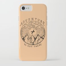 ADVENTURE IS OUT THERE iPhone 7 Slim Case