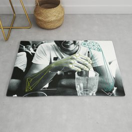 Leverage and Sustenance Rug