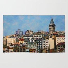 Istanbul city Galetea Rug
