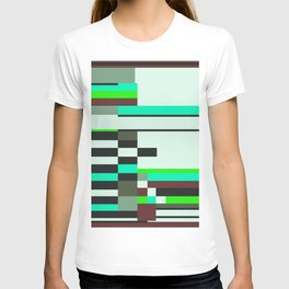 Geometric design - Bauhaus inspired T-shirt