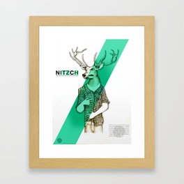Animalheh Framed Art Print