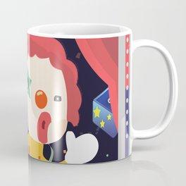 Happy Clown Fool Gift Coffee Mug