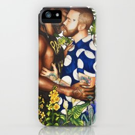 Make Out Party iPhone Case