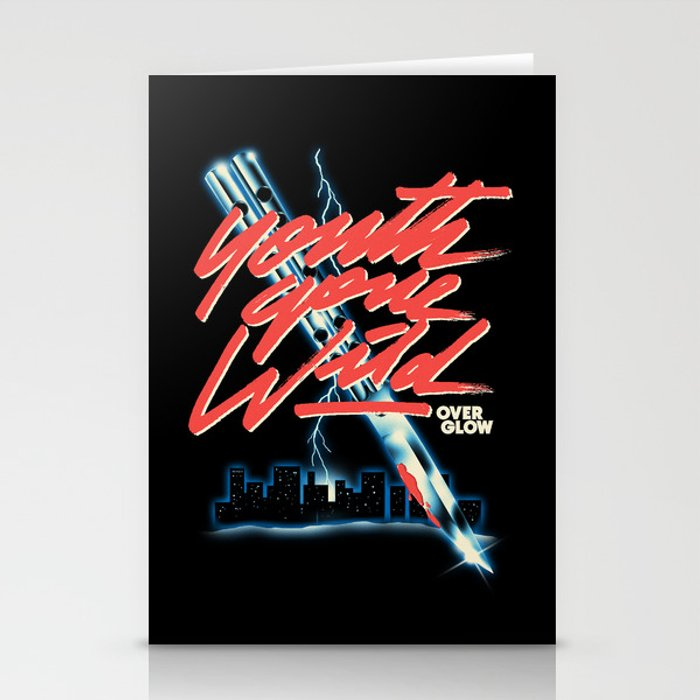 Youth Gone Wild Stationery Cards