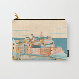 Italy, Vernazza Carry-All Pouch