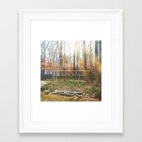 atlanta Framed Art Prints featuring Atlanta by Dane Spearman