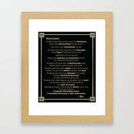 Book of Eli Framed Art Print