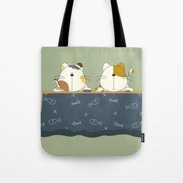 Winter of Japan  Tote Bag