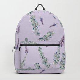 Lavender, Illustration Backpack