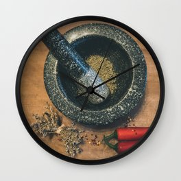 Prep. Wall Clock