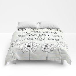 Bukowski Comforters