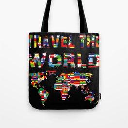 Love of travel Tote Bag
