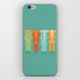 Sgt Peppers Lonely Hearts Club iPhone Skin
