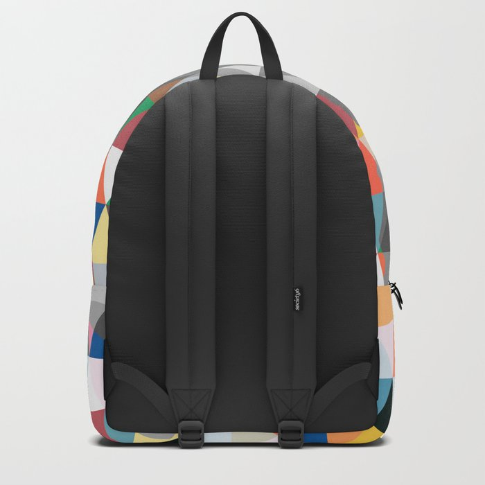 Many colors of being Backpack