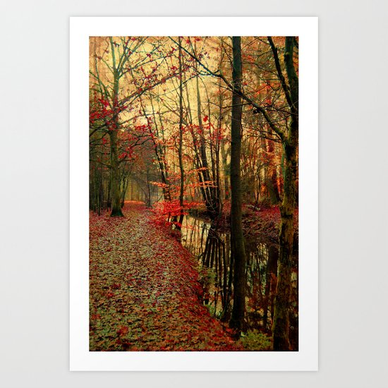 enchants Art Print