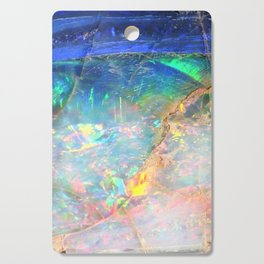 Ocean Opal Cutting Board