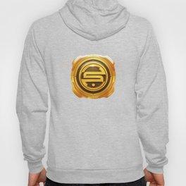 Golden S 3D Emblem Hoody