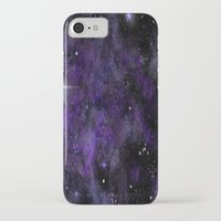 space jam iPhone & iPod Cases featuring Jam Nebula by Em Beck