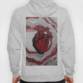 3 Visions Art Heartbeat Hoody