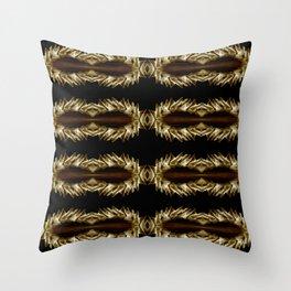 Toast Chain - Infinity Series 006 Throw Pillow