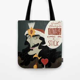 Vlad Tepes, Dracula Tote Bag