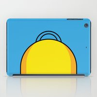 simpson iPad Cases featuring Homer Simpson by Mr. Peruca