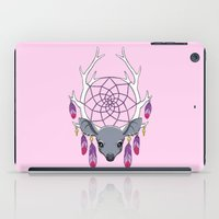 dreamcatcher iPad Cases featuring Dreamcatcher by Freeminds