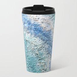 Crisp Clean Clear Metal Travel Mug