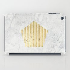 penta gOld iPad Case
