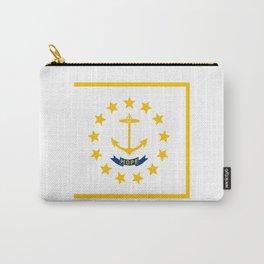 flag,rhode island,america,usa,Ocean State,Little Rhody,Rhode Islander,Providence,Warwick,Cranston Carry-All Pouch