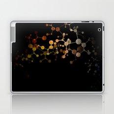 Metallic Molecule Laptop & iPad Skin