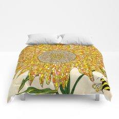 Georgia Sunflower Comforters