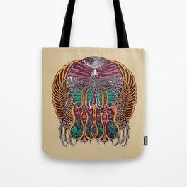COSMIC SCARAB Tote Bag
