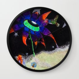 Dark Delights Wall Clock