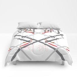 China Sword Comforters