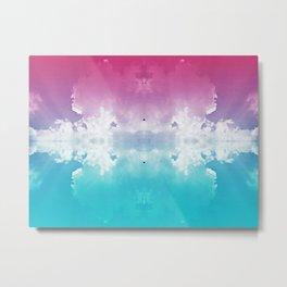 Cosmic Aerosol Metal Print
