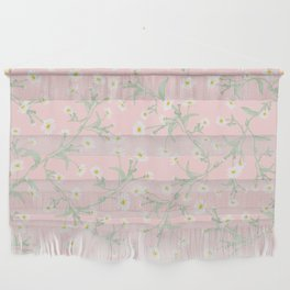 Oxeye (Pink) Wall Hanging