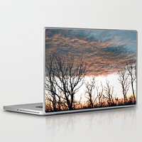 diablo Laptop & iPad Skins featuring Mt. Diablo View by David Louis Klein