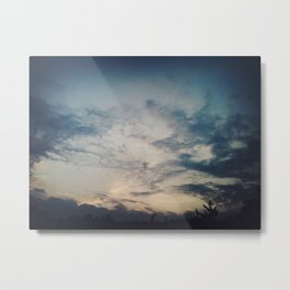 Skyscape Metal Print