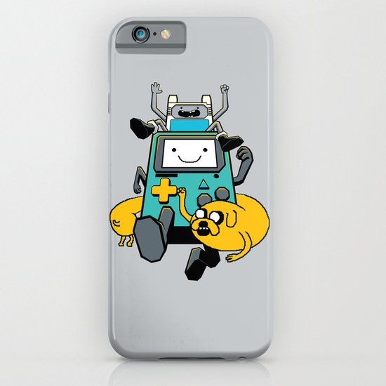 Portable Time! iPhone & iPod Case