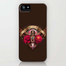 There Are Other Worlds Than These iPhone Case