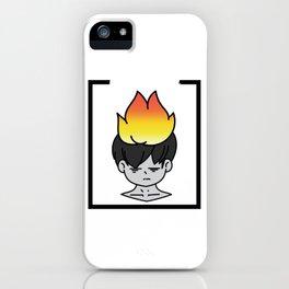 Funny Overthink Tshirt Design Overthinking iPhone Case