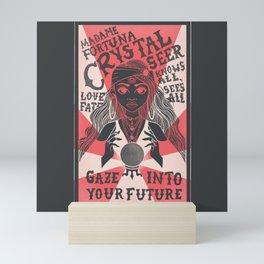 Madame Fortuna Crystal Seer Mini Art Print