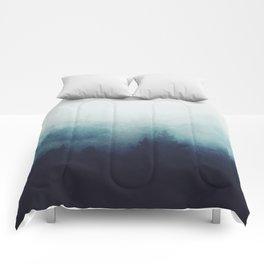The space between Comforters